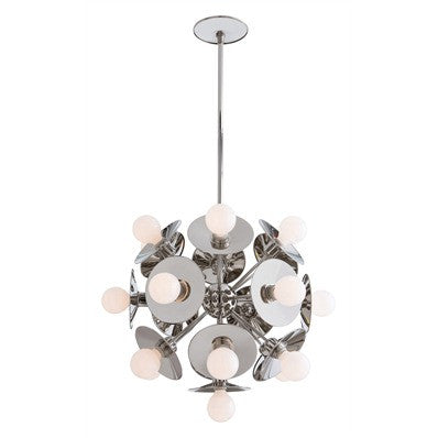Arteriors Lighting Keegan Small Pendant