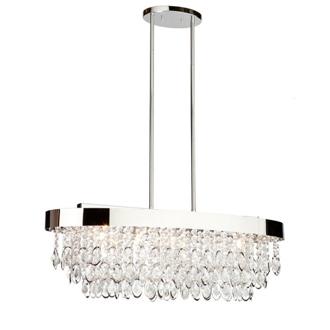 Artcraft Lighting Elegante 5 Light Chandelier