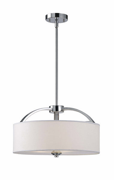 Canarm Milano 3 Light Chandelier