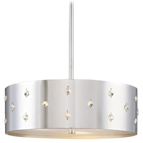 George Kovacs Bling Bling 3 Light Pendant