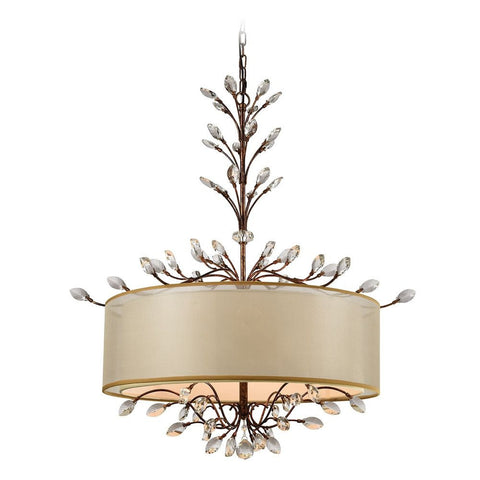 Elk Lighting Asbury 6 Light Chandelier