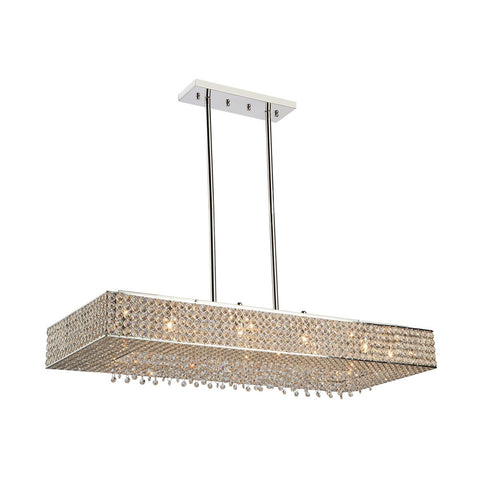 Artcraft Lighting Bella Vista 8 Light Chandelier