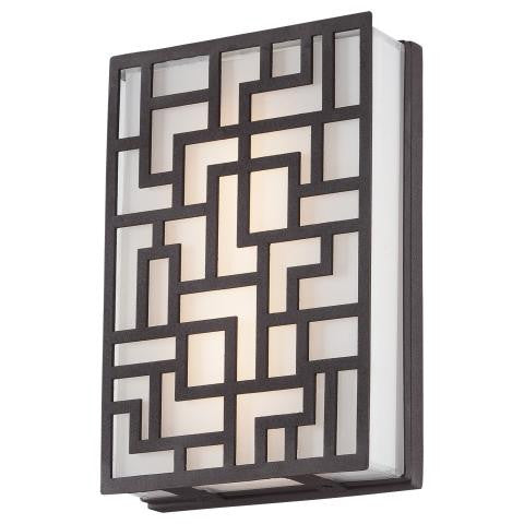 George Kovacs Alecia's Necklace Outdoor Wall Sconces