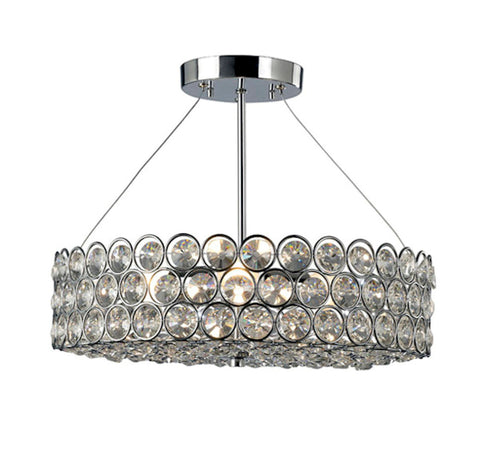 Canarm Alice Semi Flush Mount Ceiling Light