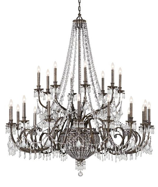 Crystorama Vanderbilt 29 Light Crystal Chandelier