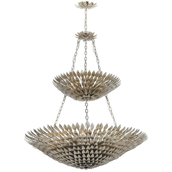 Crystorama Broche 18 Light Chandelier