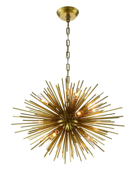 Zeev Lighting Burst 12 Light Pendant