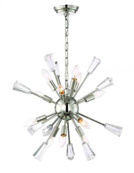 Zeev Lighting Muse 12 Light Pendant