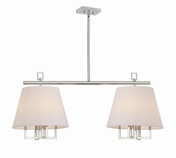 Crystorama Westwood 8 Light Pendant