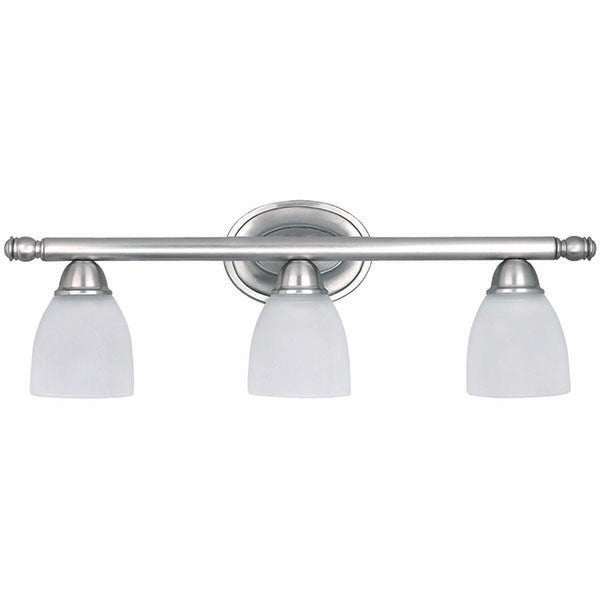 Canarm Frosted Glass 3 Light Vanity
