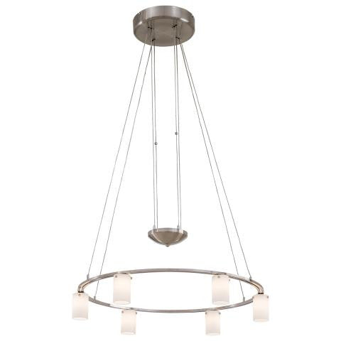 George Kovacs 6 Light Chandelier