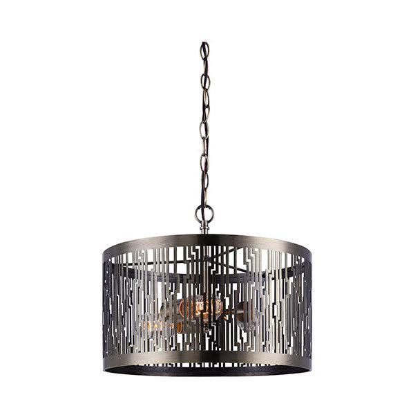 Canarm Jazz 3 light chain Chandelier | Consumer\'s Lighting