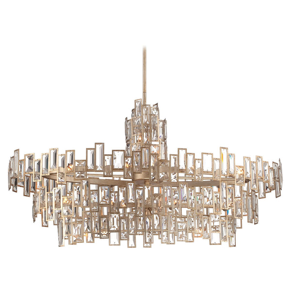 Metropolitan Bel Mondo 21 Light Luxor Gold Island Light