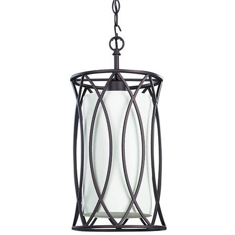 Canarm Monica fabric shade Pendant
