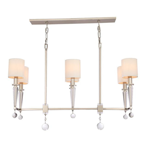 Crystorama Paxton 6 Light Chandelier