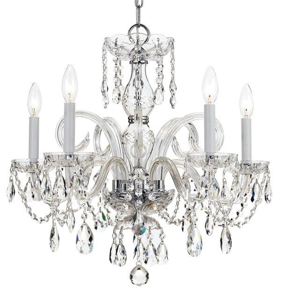 Crystorama Traditional Crystal Chandelier