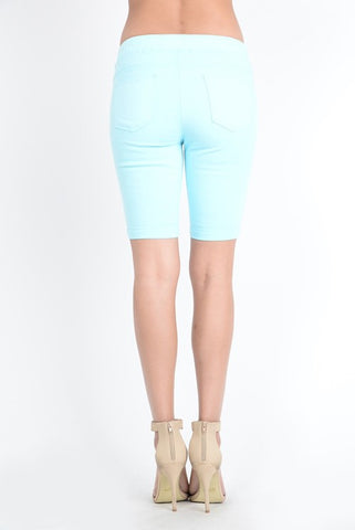 Shorts - Aruba Blue