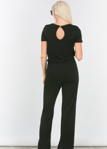 ZoE Jumpsuit - Black