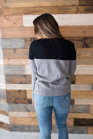 Osage Button Sweater