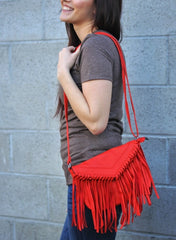 Rodeo Fringe Bag