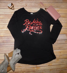 Be Mine Valentine Top