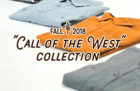 "FALL 2018 ""CALL OF THE WEST"""