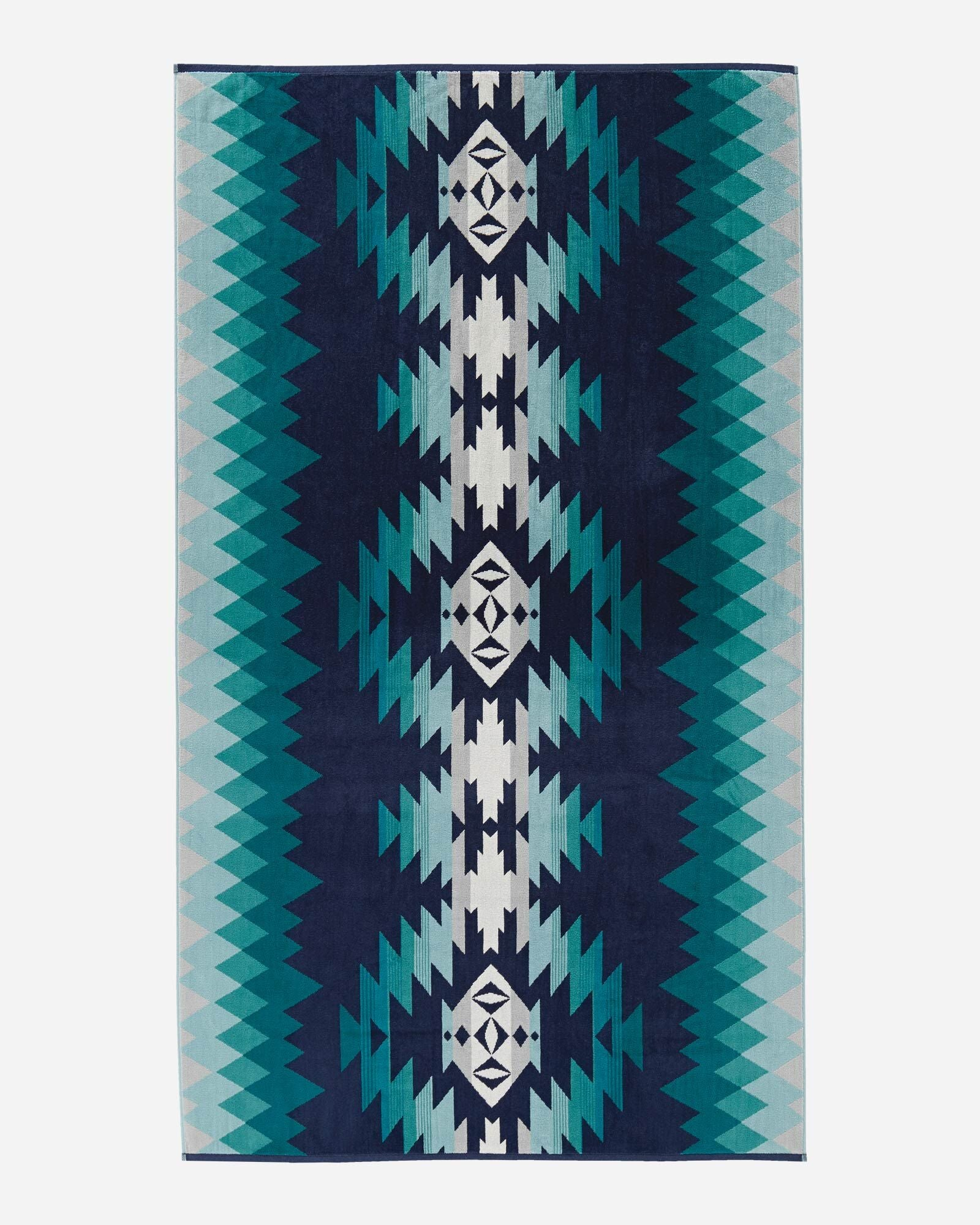 PAPAGO PARK SPA TOWEL - TURQUOISE