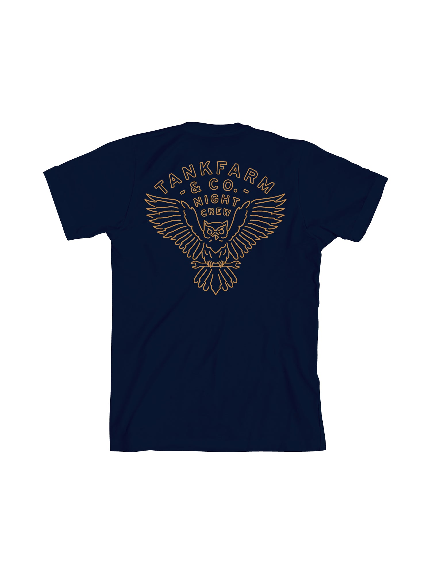 NIGHT WINGS - NAVY - Tankfarm & Co.