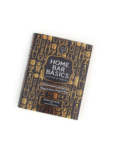 HOME BAR BASICS (AND NOT-SO-BASICS) BOOK - Tankfarm & Co.