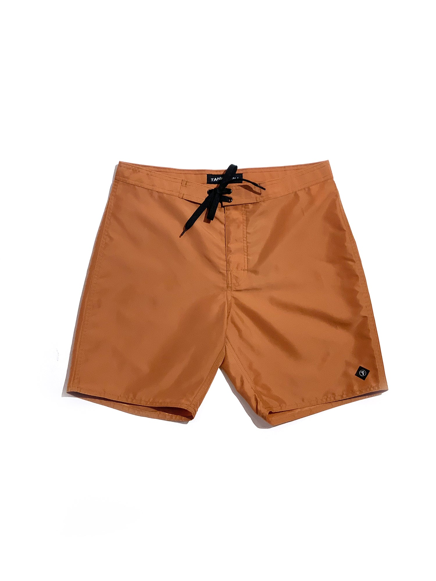 SEASIDE BOARDSHORT- RUST - Tankfarm & Co.