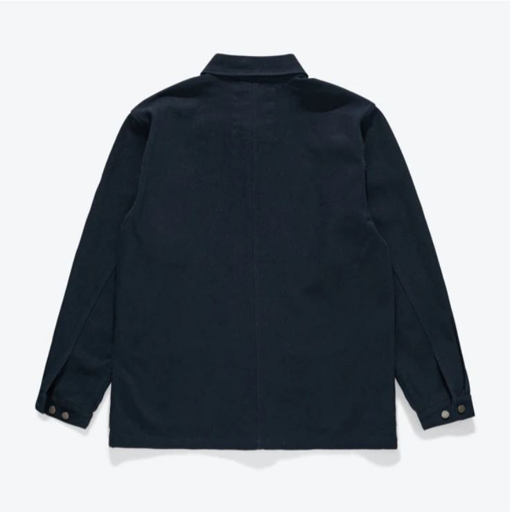 DRIFTER - JACKET NAVY - Tankfarm & Co.