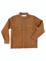 EASTWOOD JACKET - CAMEL