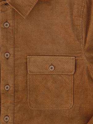 EASTWOOD JACKET - CAMEL - Tankfarm & Co.