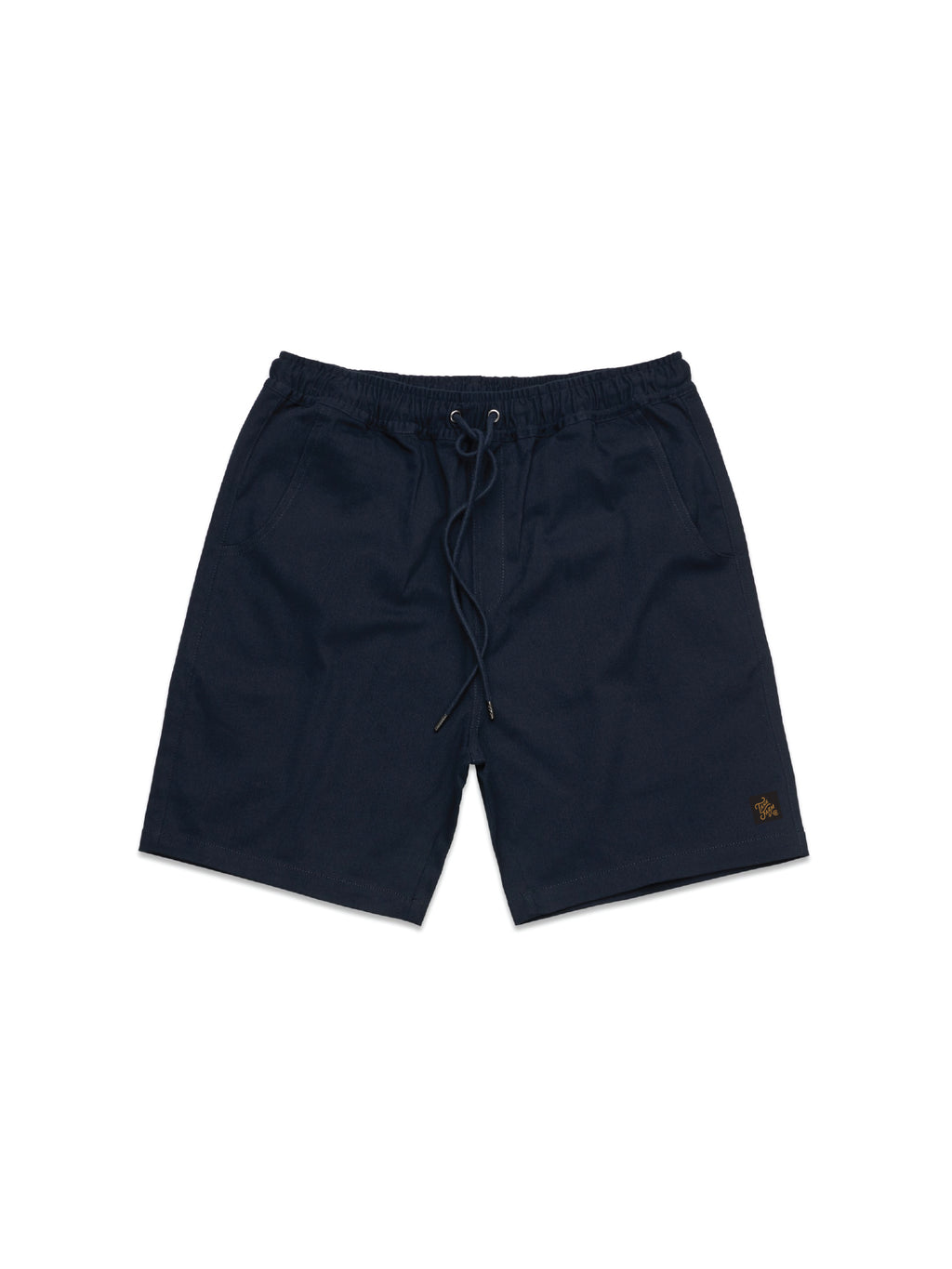 THE WALK SHORTS- NAVY - Tankfarm & Co.