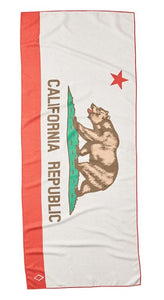 STATE FLAG: CALIFORNIA - NOMADIX - Tankfarm & Co.