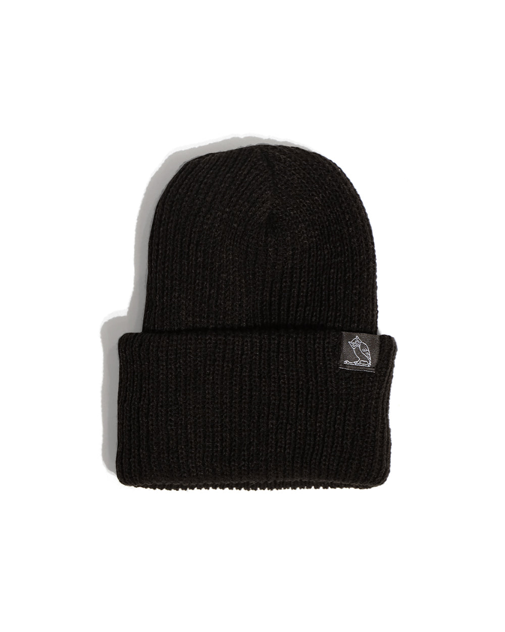 NIGHT CREW BEANIE - BLACK - Tankfarm & Co.