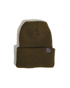 NIGHT CREW BEANIE - ARMY - Tankfarm & Co.