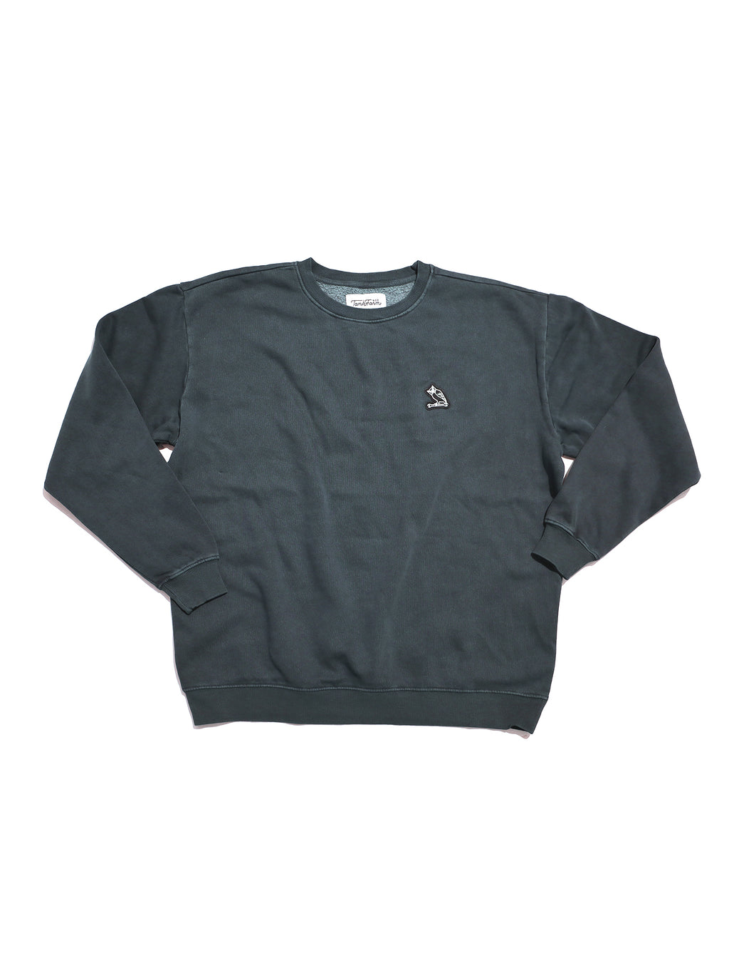 TF NIGHTCREW OWL CREW NECK - VINTAGE NAVY - Tankfarm & Co.