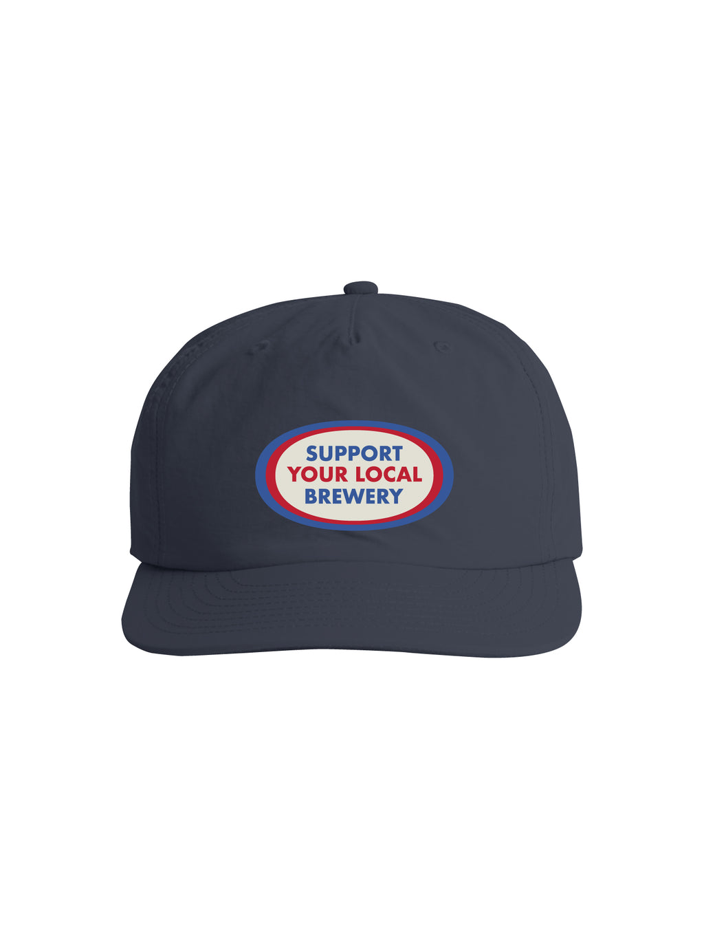 SUPPORT YOUR LOCAL BREWERY SURF CAP - NAVY - Tankfarm & Co.