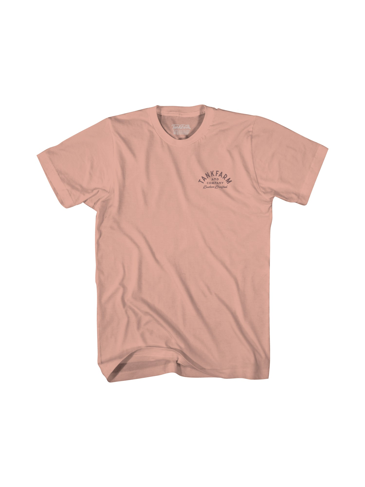 CRAFTED IN SB - DUSTY ROSE - Tankfarm & Co.