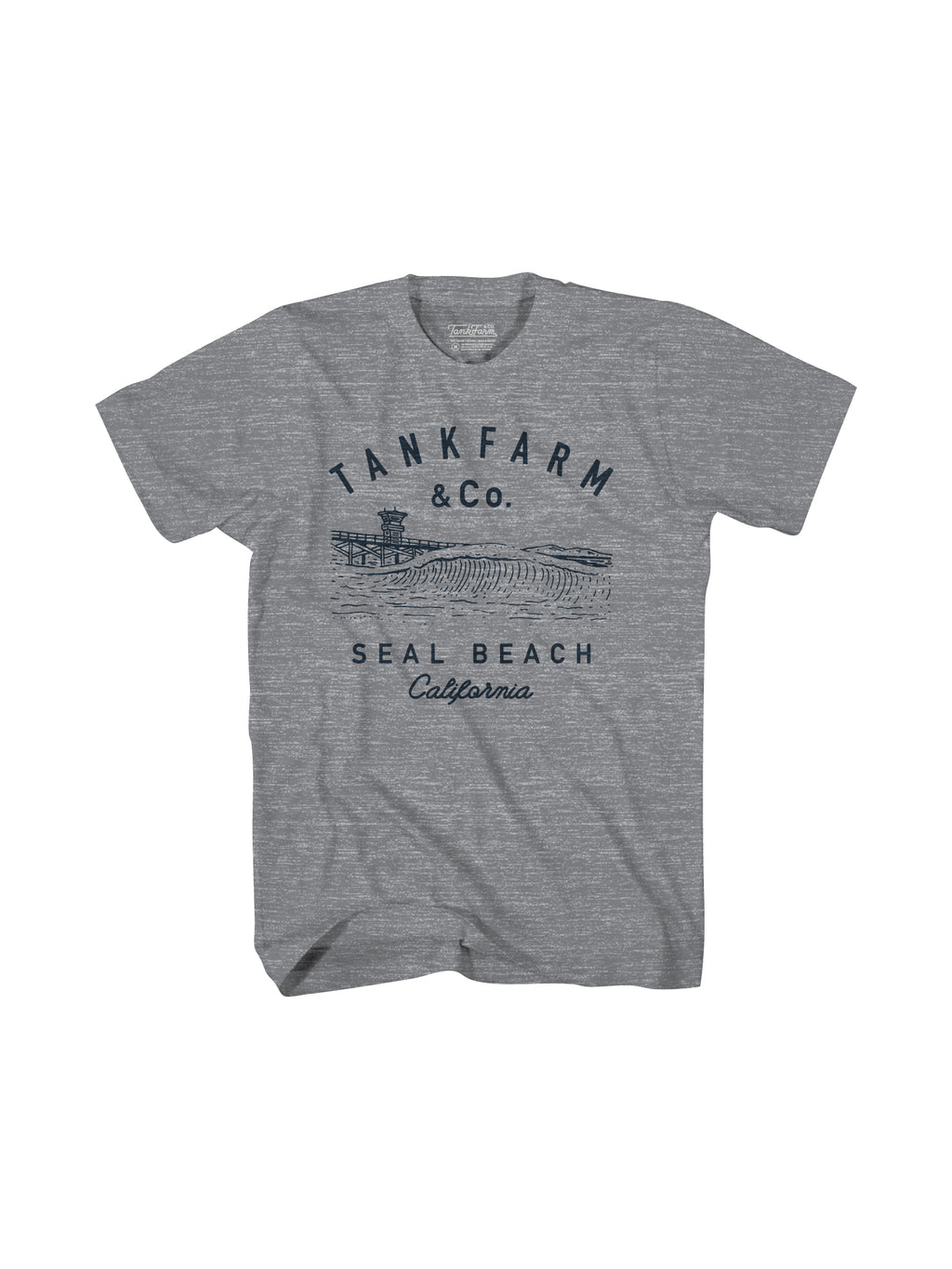 SHORE BREAK - VINTAGE SNOW - Tankfarm & Co.