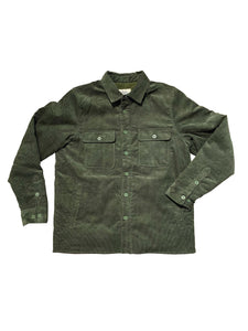 EASTWOOD JACKET - FOREST GREEN - Tankfarm & Co.