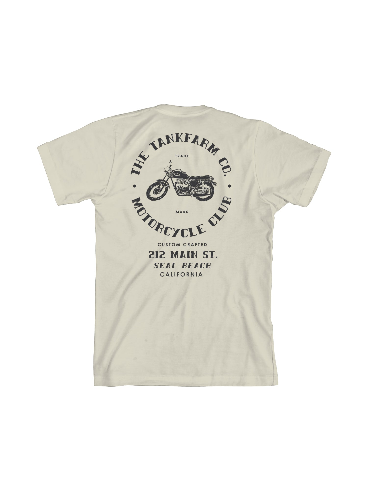 TF MOTOR CO - VINTAGE WHITE