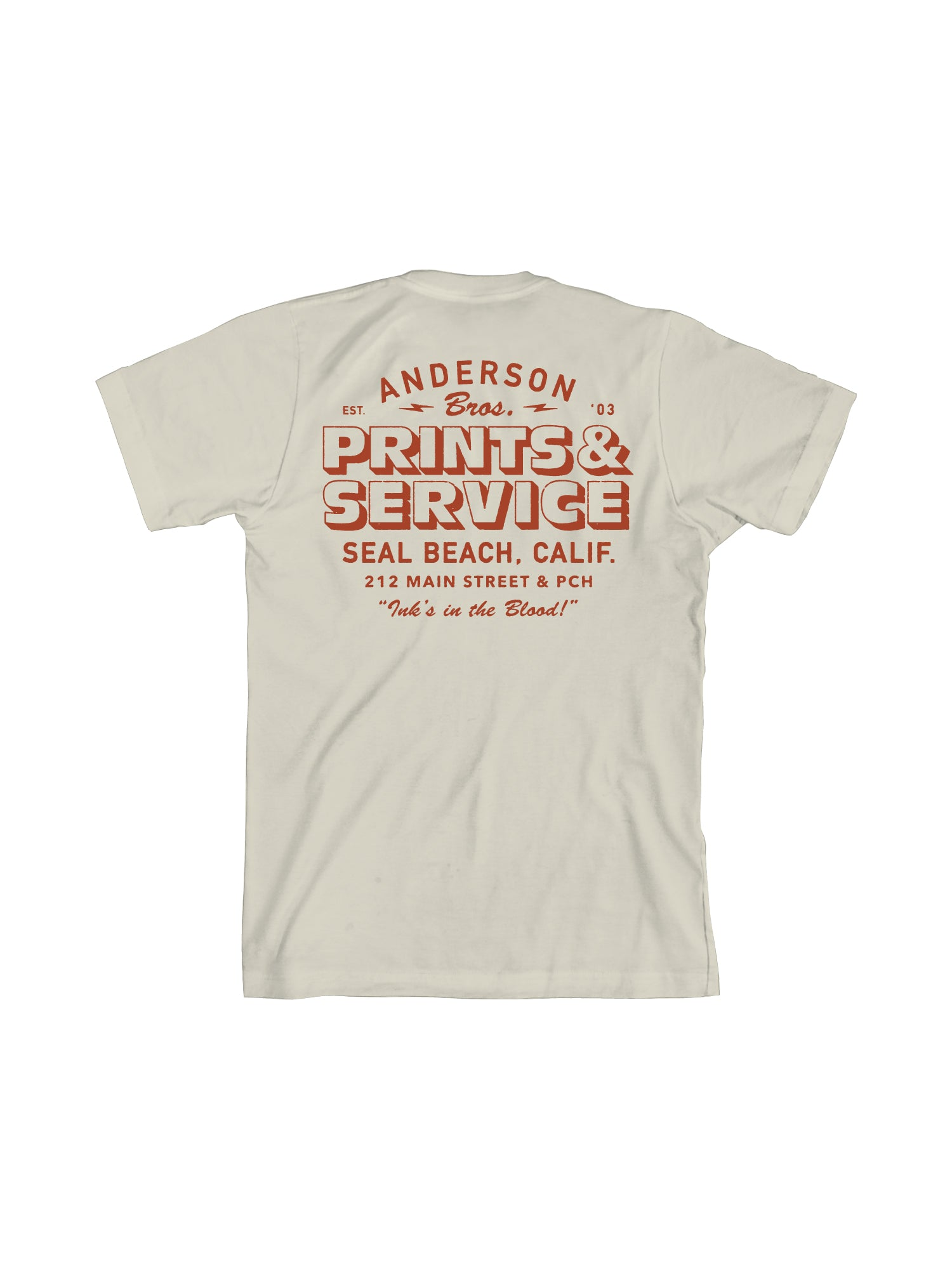 ANDERSON PRINTS & SERVICES - VINTAGE WHITE
