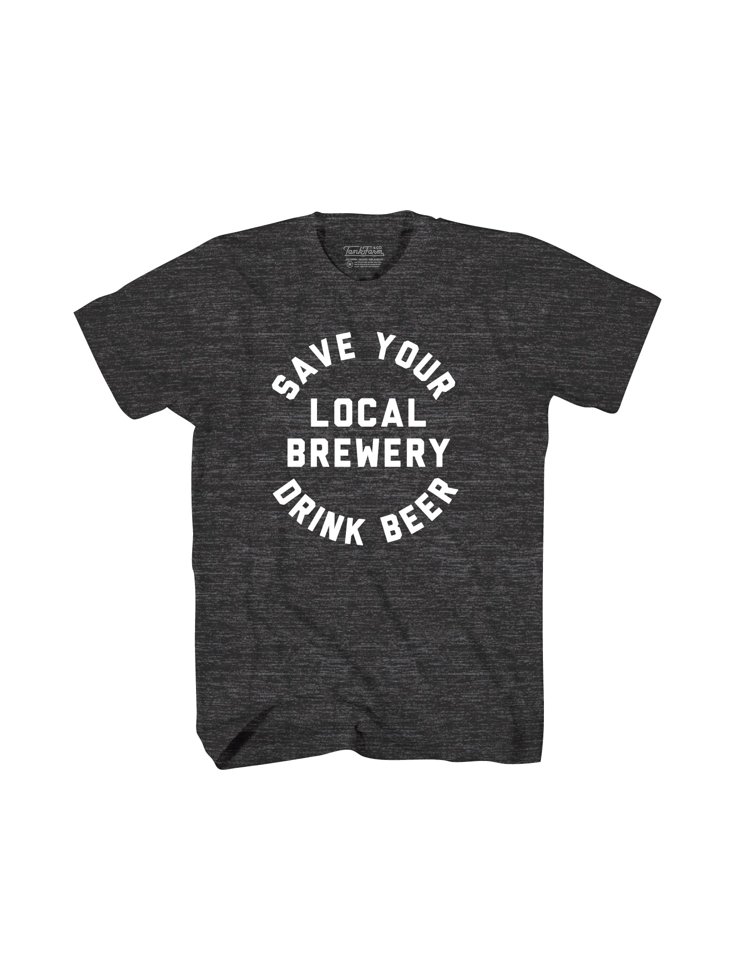 SAVE YOUR LOCAL BREWRY - BLACK ONYX - Tankfarm & Co.