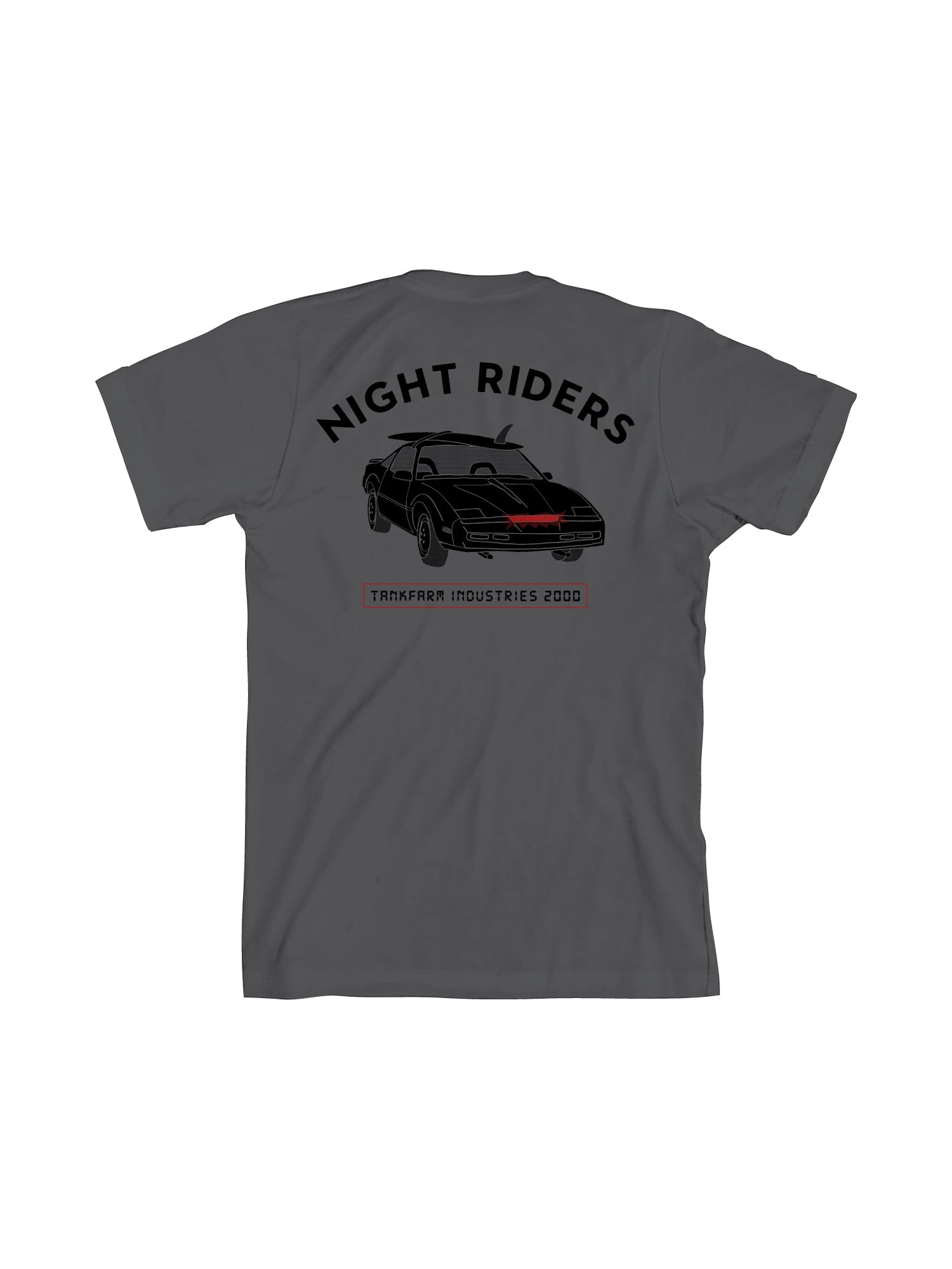 NIGHT RIDERS - HEAVY METAL - Tankfarm & Co.