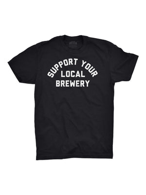 TankFarm Graphic Tee - SUPPORT YOUR LOCAL BREWERY