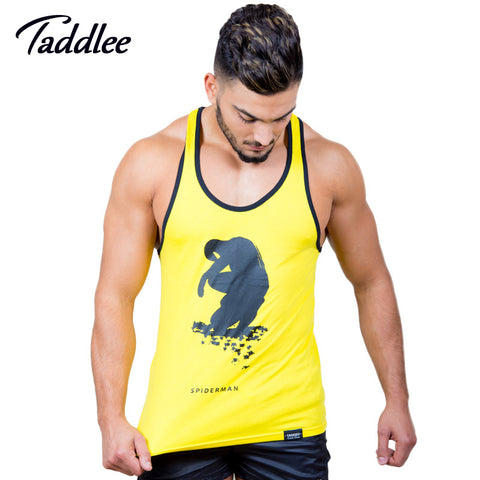 a0b3f7fe Taddlee Brand 5-pack Men's Tank Tops T shirt Sleeveless Undershirts Male  Bodybuilding Cotton Gym ...