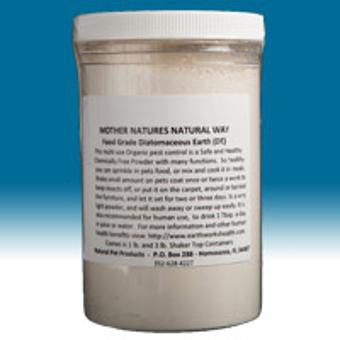 Food Grade Diatomaceous Earth (DE)