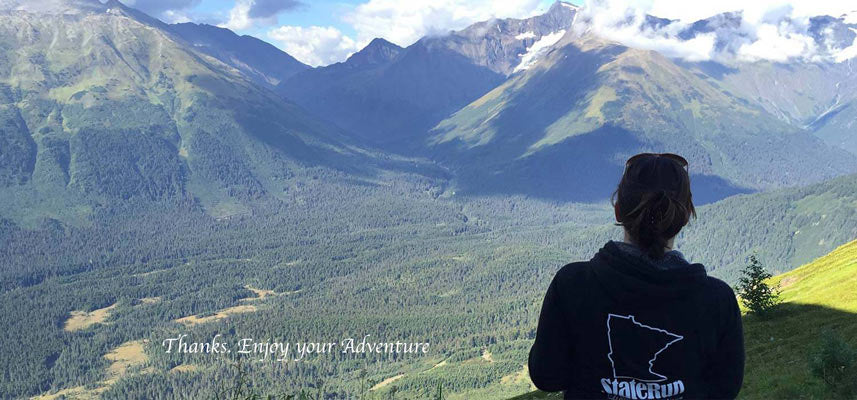 Thank you. Enjoy your Adventure photo of StateRun in Alaska
